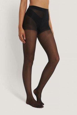 NA-KD Lingerie NA-KD Lingerie Gerecycleerd Legging - Black