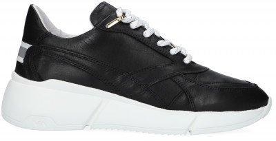 Via Vai Zwarte VIA VAI Lage Sneakers Celina