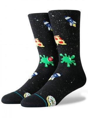 Stance Stance Space Food Socks zwart