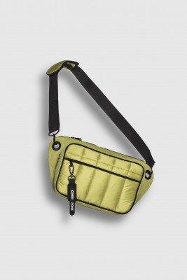 Creenstone Creenstone Padded crossbody bag - Kiwi