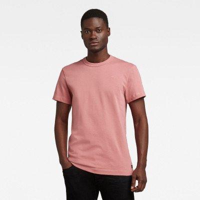 G-Star RAW Stem T-shirt - Roze - Heren