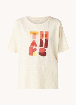 BAenSH ba&sh Vanae T-shirt met print