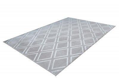 Kayoom Kayoom Vloerkleed 'Monroe 300' kleur grijs, 160 x 230cm