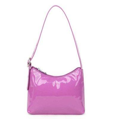 Daniel Silfen Daniel Silfen Handbag Ulla Patent Purple