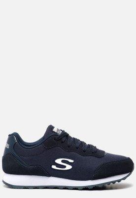 Skechers Skechers OG 85 Vibe'In sneakers blauw