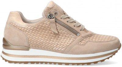 Gabor Beige Gabor Lage Sneakers 529