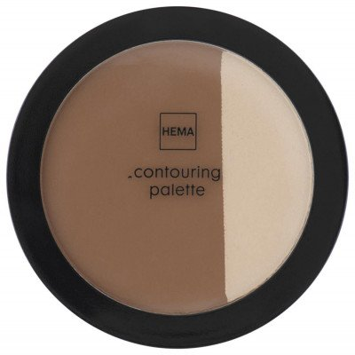 HEMA HEMA Contouring Palette 02 Vanilla & Caramel (brons)