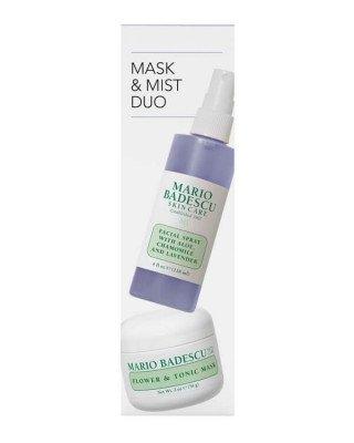 Mario Badescu Mario Badescu - Lavender Mask & Mist Kit - 118 ml + 56 g
