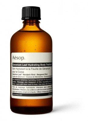 Aesop Aesop Geranium Leaf Hydrating Body Treatment - huidolie
