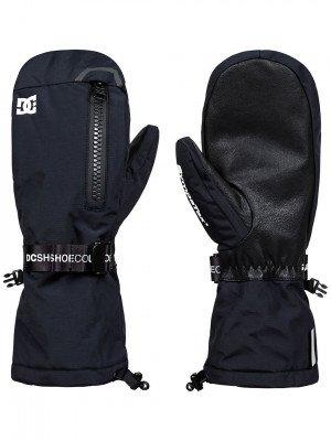 DC DC Legion 30K Sympatex Mittens zwart