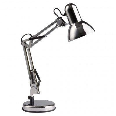 bureaulamp HENRY Zilver