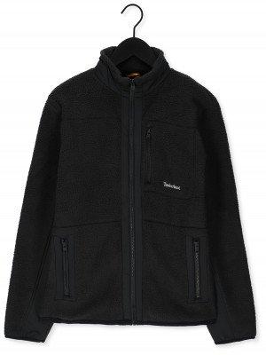 Timberland Zwarte Timberland Jack Mm Sherpa Fleece Jacket