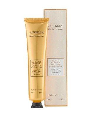 Aurelia London Aurelia - Aromatic Repair & Brighten Hand Cream - 75 ml