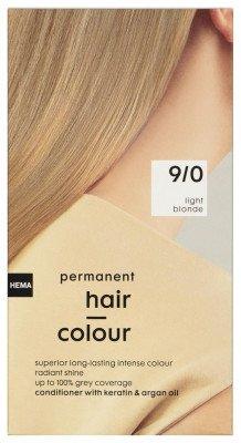 HEMA Haarkleuring Lichtblond 9/0