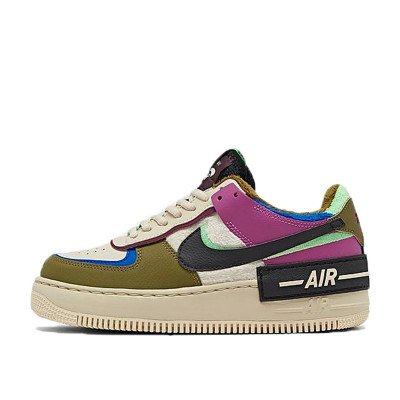 Nike Nike WMNS Air Force 1 Shadow Cactus Flower Olive Flak (2020)