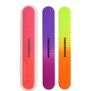 Tweezerman Tweezerman Neon Tweezerman - Neon Vijlen + Zakje