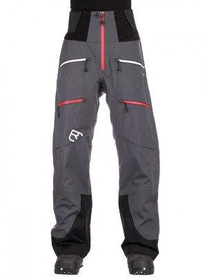 Ortovox Ortovox 3L Guardian Shell Pants zwart