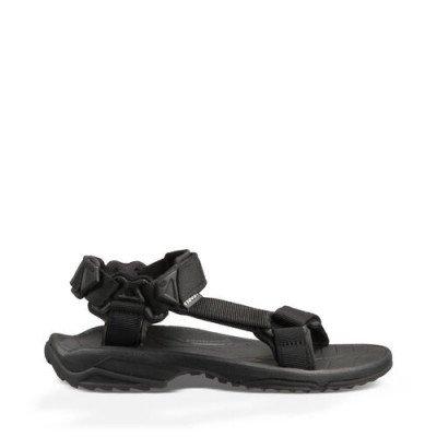 Teva Teva Terra Fi Lite Sandalen, Zwart voor Heren, Maat 44.5