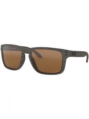 Oakley Oakley Holbrook XL Woodgrain bruin