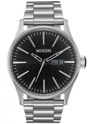 Nixon The Sentry SS zwart