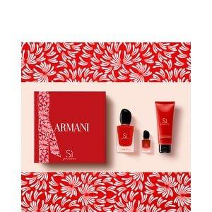 Armani Armani Si Passione Armani - Si Passione Eau de Parfum Moederdag Geschenkset - 3 ST