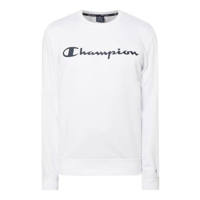 Champion Comfort fit sweatshirt met logoprint