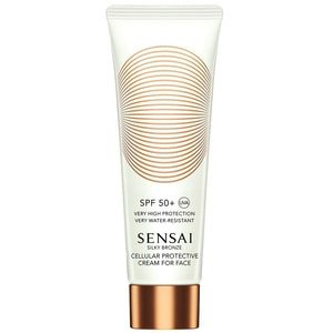 Sensai Sensai Silky Bronze SENSAI - Silky Bronze Cellular Protective Cream For Face Spf 50+