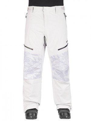 Oakley Oakley Stretchy Softshell Pants grijs