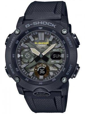 G-SHOCK G-SHOCK GA-2000SU-1AER zwart