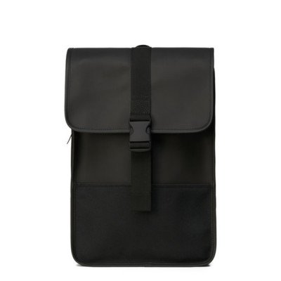 Rains Rains Buckle Backpack Mini Black