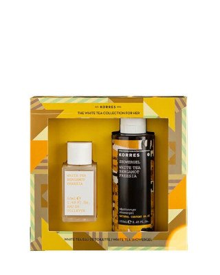 Korres Korres - The White Tea Collection for Her - 50 ml + 250 ml