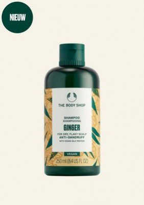 The Body Shop NL Ginger Anti-dandruff Shampoo 400 ML