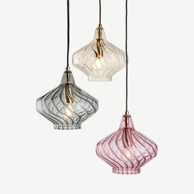 MADE.COM Kaleido cluster hanglamp