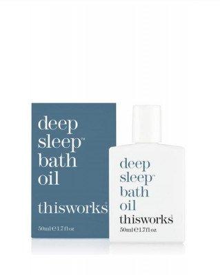 This Works This Works - Deep Sleep Bath Oil - 50 ml