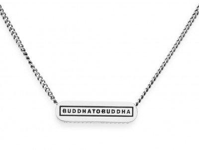 Buddha to Buddha Buddha to Buddha Ketting Essential Logo XS 45,5cm