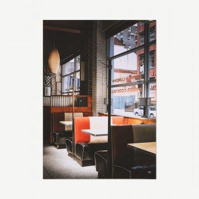MADE.COM David & David Studio, America 60, print, door Thao Courtial, 50 x 70cm