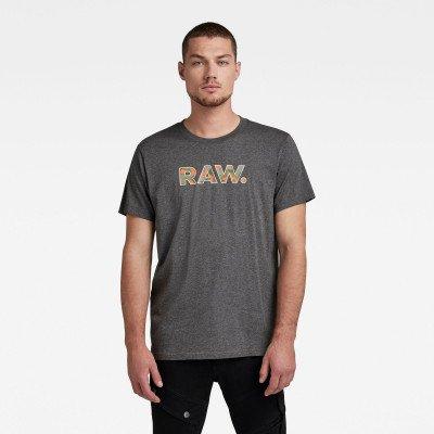 G-Star RAW RAW. Graphic T-Shirt - Meerkleurig - Heren