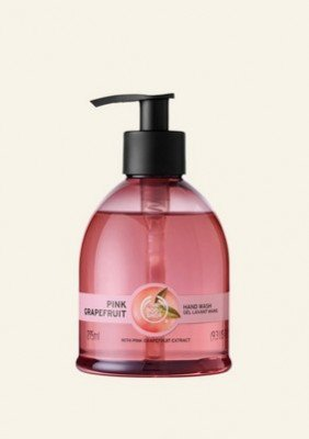 The Body Shop NL Pink Grapefruit Hand Wash 275 ML