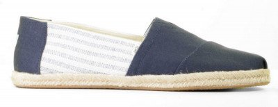 Toms Toms Classic Alpargata 10013553 Blauw Herenloafers