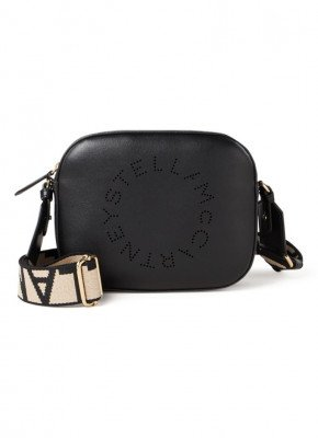 Stella Mccartney Stella McCartney Mini Stella crossbodytas van ecoleer