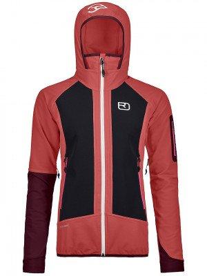 Ortovox Ortovox Col Becchei Jacket rood