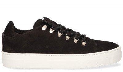 Nubikk Nubikk Jagger Zwart Herensneakers