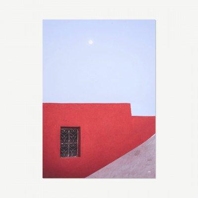 MADE.COM David & David Studio, Moroccan Rooftop N.2, print, door Laurence David, 70 x 100 cm