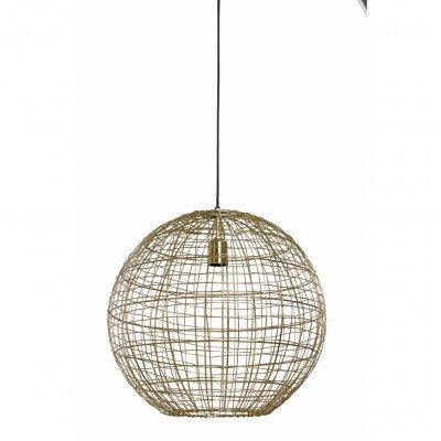 Woonexpress Hanglamp Mirana Goud