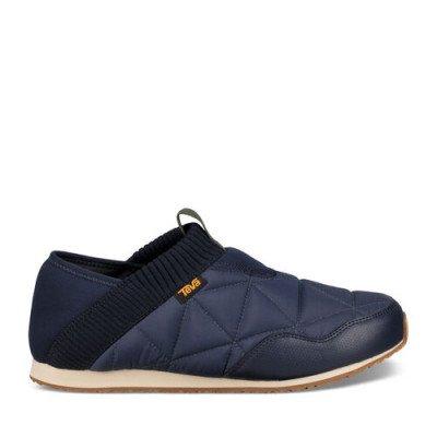 Teva Teva Ember Moc Sneaker, Blauw voor Heren, Maat 40.5