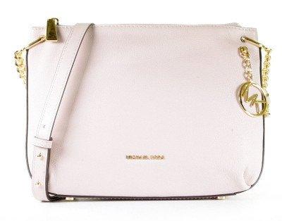 Michael Kors Michael Kors Lillie Large Messenger Bag Lichtroze Tas
