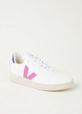 Veja Veja V10 sneaker met logo