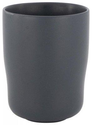 HEMA HEMA Mok 300 Ml - Bergen - Grijs Mat (Grey dark)