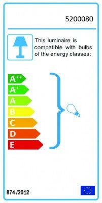 ZILT ZILT Tafellamp 'Pil', kleur Groen