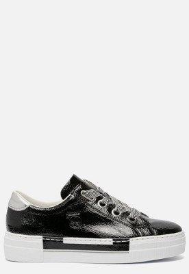 Rieker Rieker Sneakers zwart